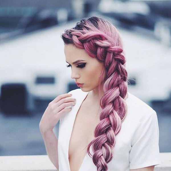 clothing, hair, pink, photograph, hairstyle,
