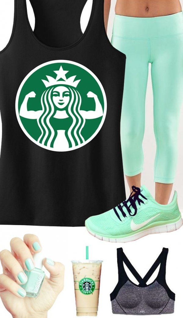 Starbucks,clothing,green,product,brand,