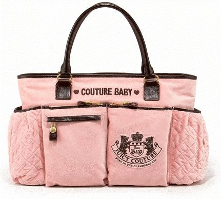 Juicy Couture Stroller Bag - 7 Cute Diaper Bags That Make…