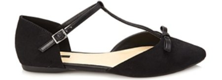 Every Girl Needs a Pair of Black Flats