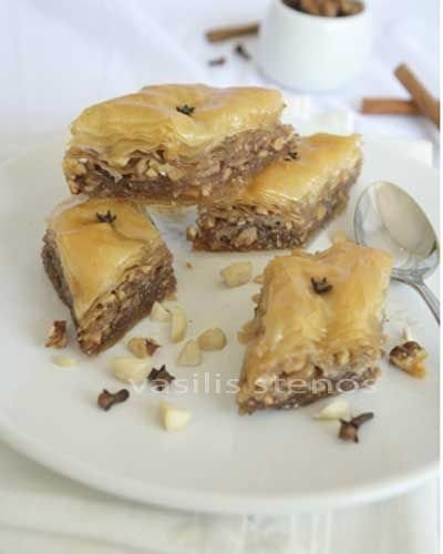 Baklava – the Most Well-known of All Greek Desserts