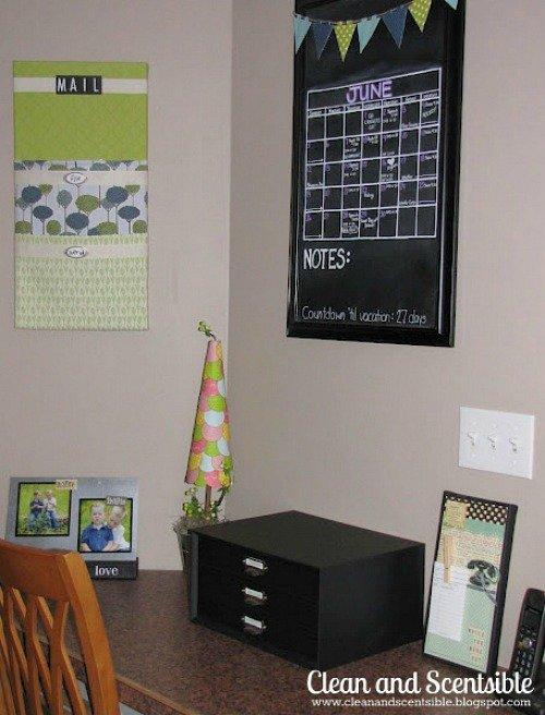 Don't Want a Binder? Chalkboard is Better!