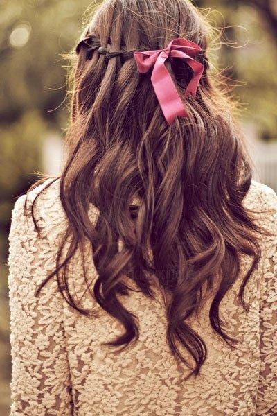 Neue Frisuren, die gerade begonnen haben, Trends → Community