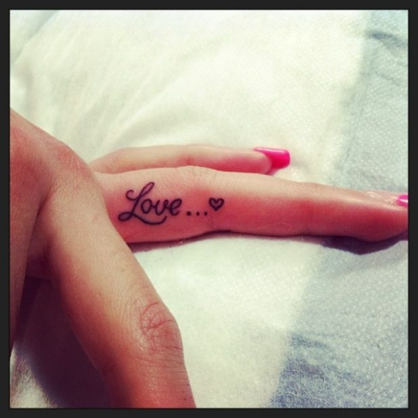 Love with a Heart