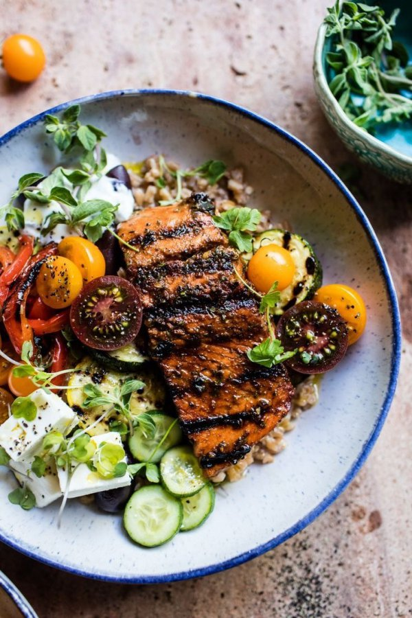 dish, food, produce, fish, plant,