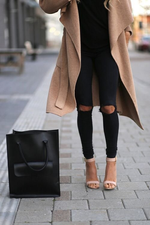 Black and Neutral