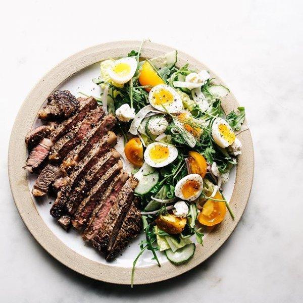 dish, food, meat, produce, steak,