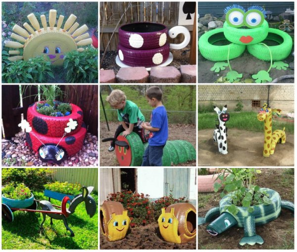 Some of the best repurpose projects i have seen 27 things Things to make out of old tires