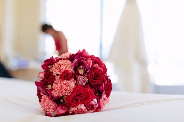 Lovely Pink and Red Bouquet