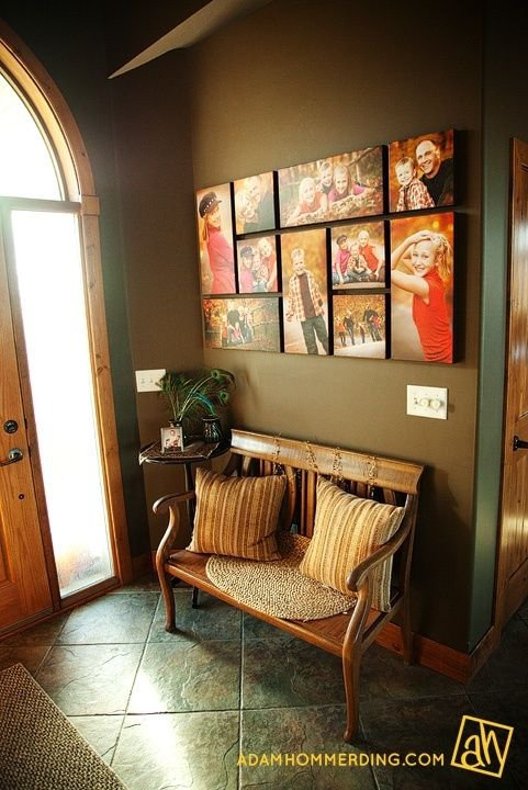 Entryway Canvases