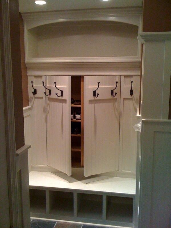 hidden shoe rack storage here are the 31 coolest coat racks. Black Bedroom Furniture Sets. Home Design Ideas