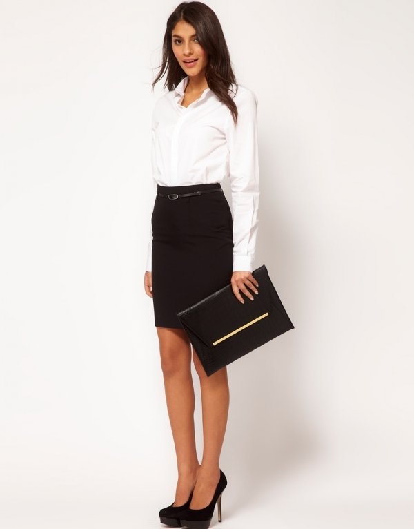 7 Gorgeous Pencil Skirts You'll Love ... →  Fashion