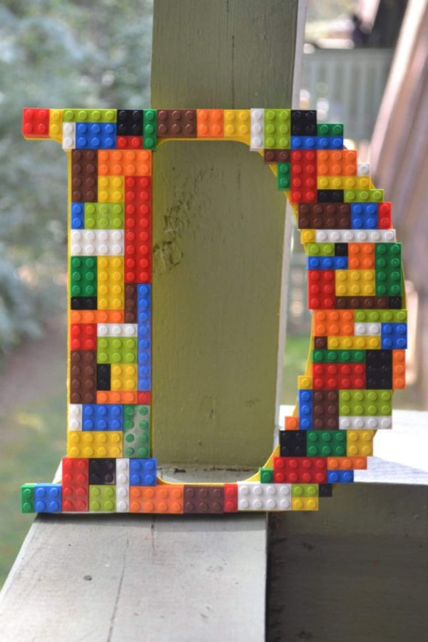 LEGO Art or DIY