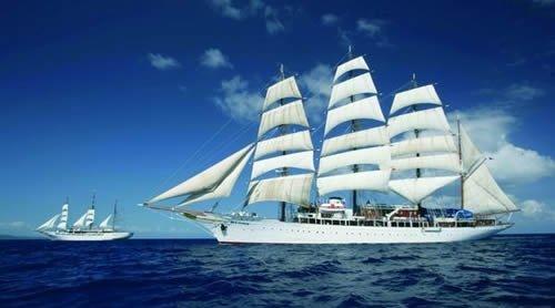 Sea Cloud Cruises' Hussar