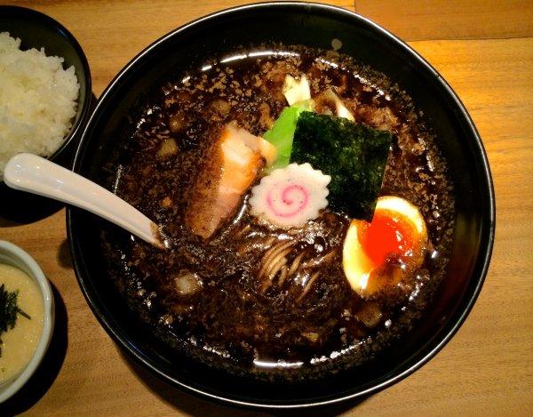 Delicious Ramen, Kyoto