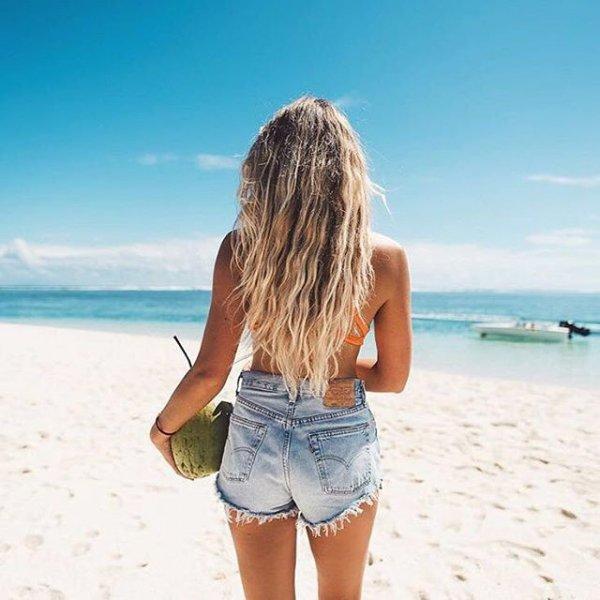 clothing, vacation, sea, ocean, beauty,