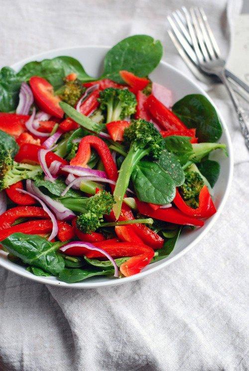 produce, food, dish, vegetable, salad,