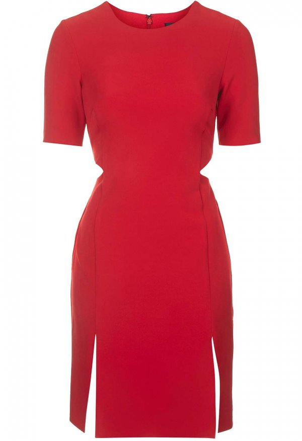 Top Shop Midi Dress