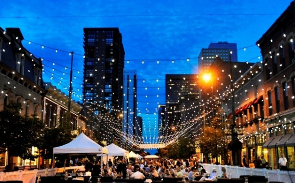 Get Neighborly in Larimer Square