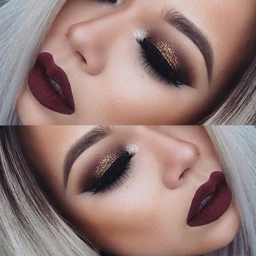 Dark Matte Lips