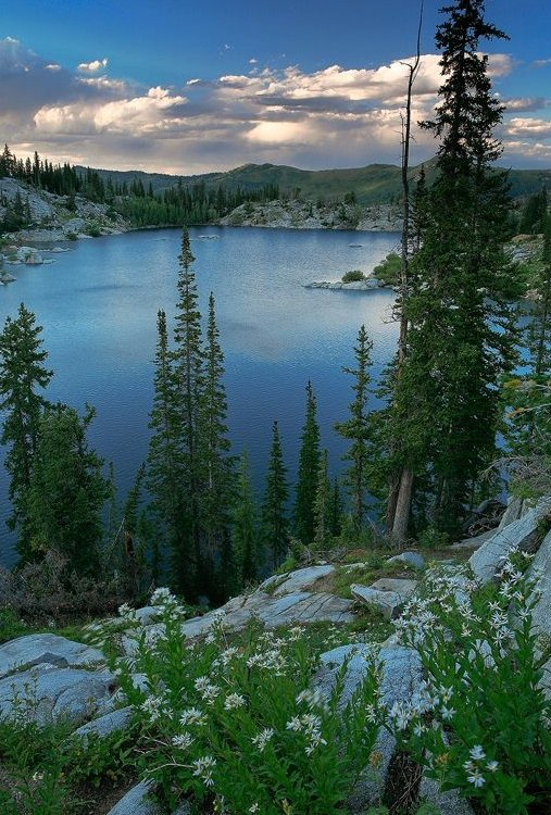 Lake Mary, Big Cottonwood Canyon