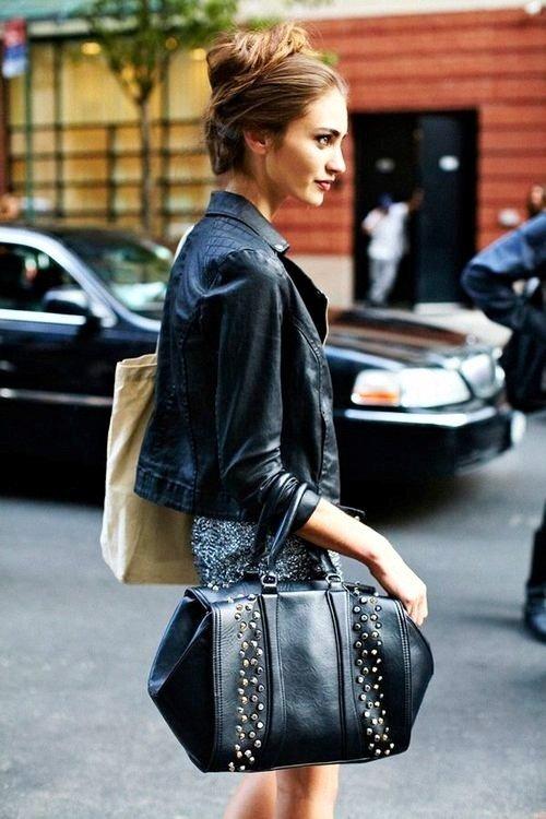 Detailed Handbag
