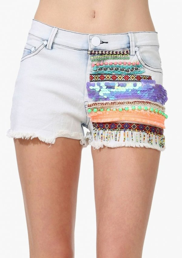 Customized Denim Shorts - 26 Cool Ways to Customize Denim ... …