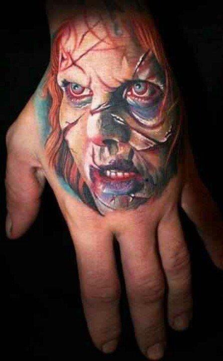 The Exorcist Creepy