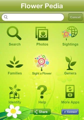 Flower Pedia (Version 2.0)