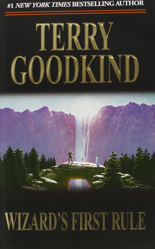 an analysis of terry goodkinds the sword of truth wizards first rule