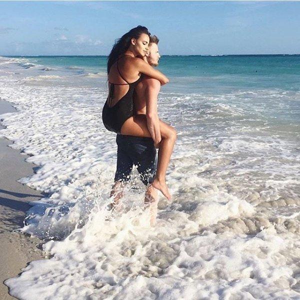 sea, shore, beauty, vacation, leg,