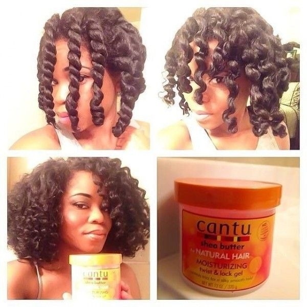 Shiny Chunky Twist out - 67 Crushworthy Natural Hair Ideas