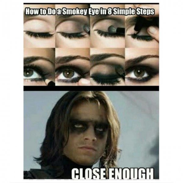 My Smokey Eye