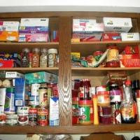 8 Kitchen Cupboard Staples ...