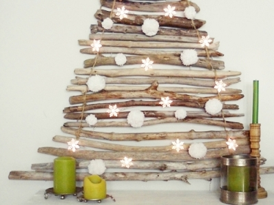 10 Adorable DIY Wooden Christmas Tree Ideas ...