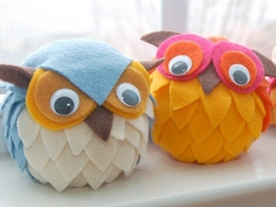 7 DIY Owl Crafts to Make...