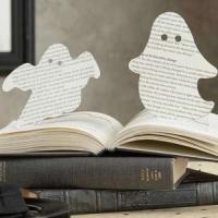 10 Cute and Creepy DIY Ghost Halloween Decor ...