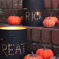 10 Beautiful DIY Halloween Lanterns and Luminaries ...