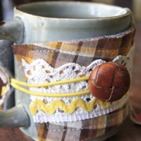 11 Cute and Creative DIY Cup Cozies ...