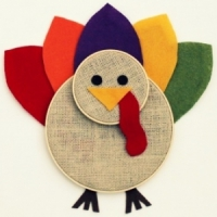 10 Cute DIY Turkey Crafts ...