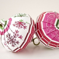 10 Adorable DIY Paper Ornaments ...