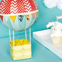 9 Incredibly Adorable Hot Air Balloon Craft Projects ...
