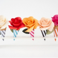 9 Pretty DIY Paper Flowers ...