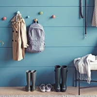 11 Genius DIY Mud Room or Entryway Projects ...