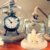 8 Creative DIY Cloche Jars ...