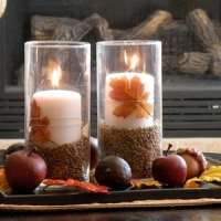 12 Gorgeous DIY Fall Centerpieces ...