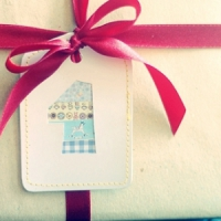 8 Steps to Making a Cute DIY Cut-out Gift Tag ...