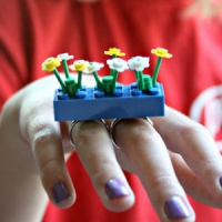 9 Cute and Fun DIY LEGO Craft Projects ...