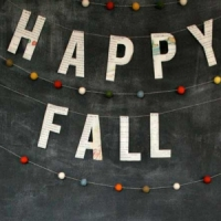 10 Stunning DIY Fall Garlands ...