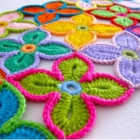 9 Pretty Crocheted Flowers to Add to Any Project ...